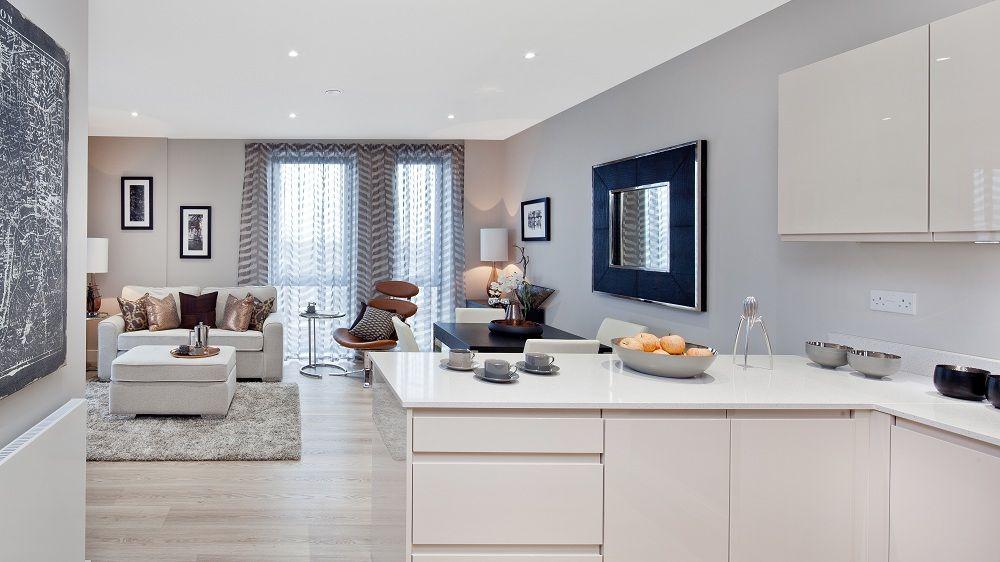 1 bed flat for sale in Aberfeldy Village, E14  - Property Image 4