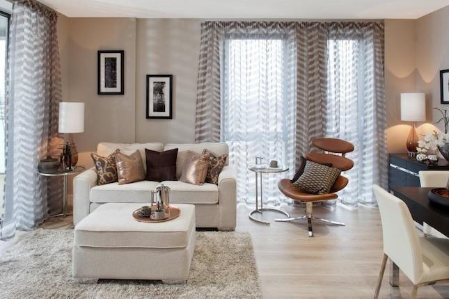 1 bed flat for sale in Aberfeldy Village, E14  - Property Image 5