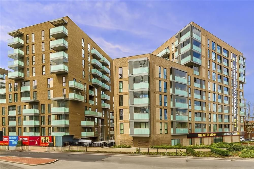 1 bed flat for sale in Aberfeldy Village, E14, E14