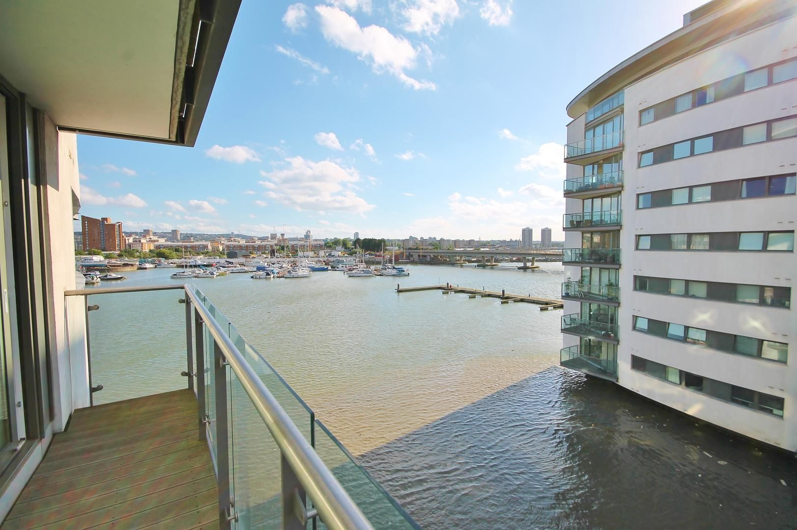 1 bed flat for sale in The Mast, E16