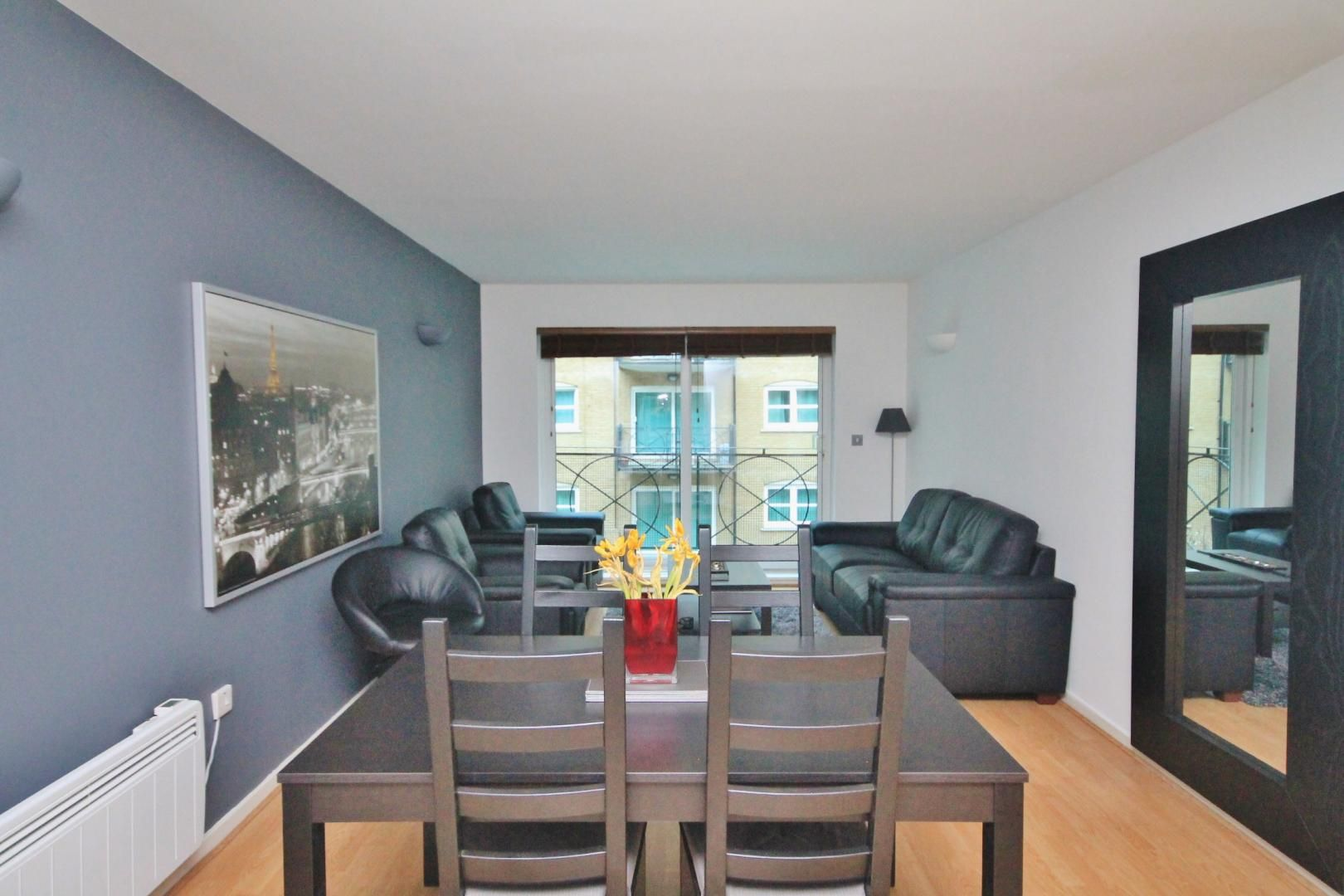 1 bed flat to rent in Western Gateway  - Property Image 2