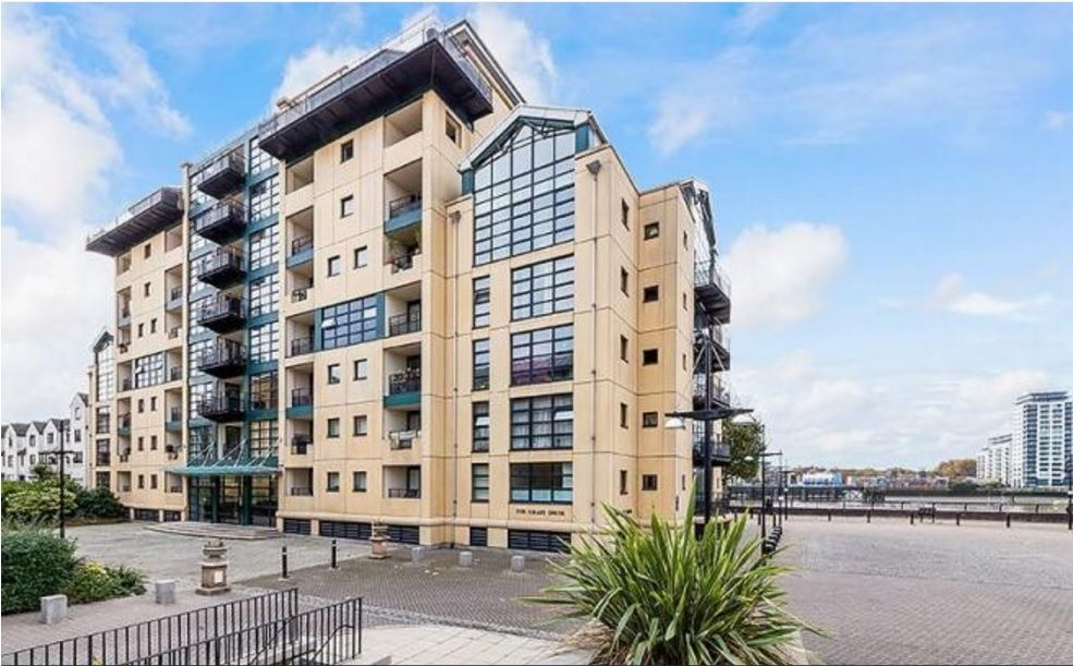 1 bed flat to rent in Chart House  - Property Image 9