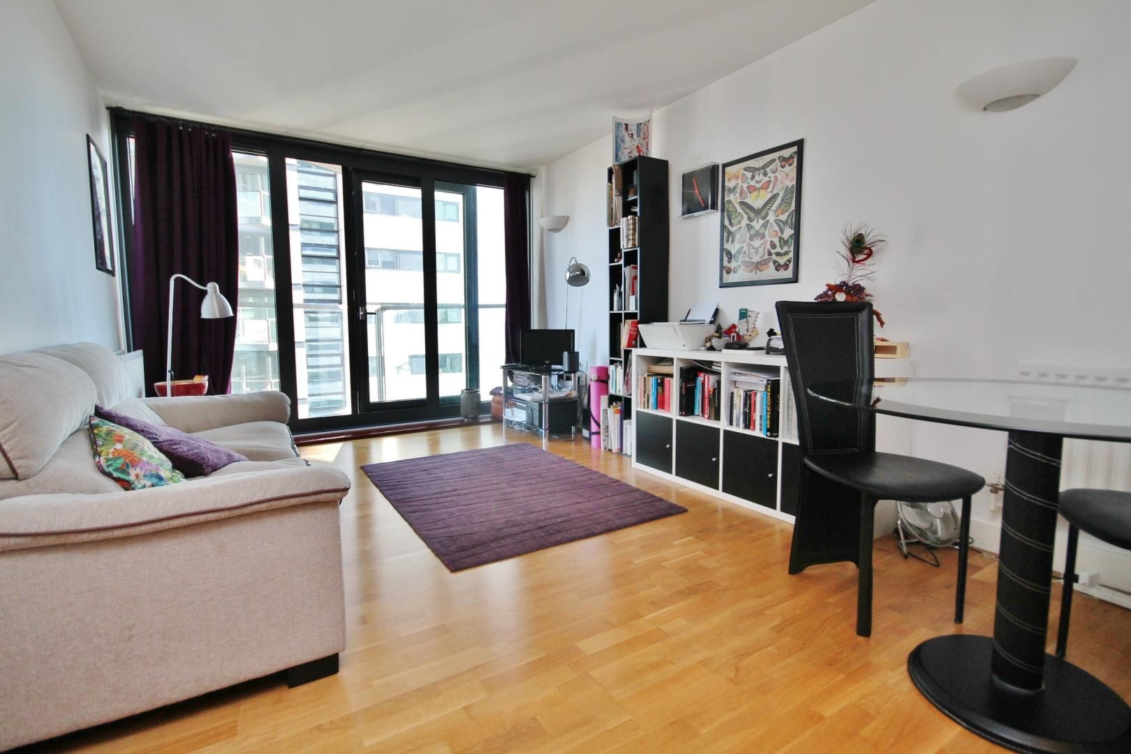 1 bed flat to rent in Blackwall Way  - Property Image 3