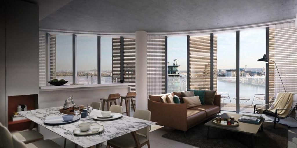 3 bed flat for sale in Hoola Tower West  - Property Image 2