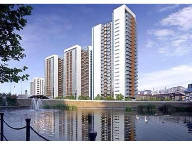 1 bed flat for sale in Proton Tower, E14