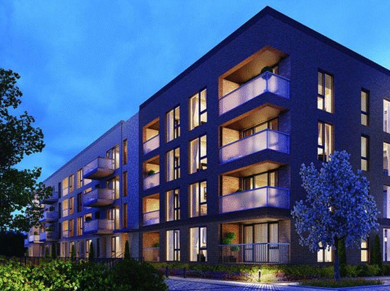 2 bed flat for sale in Aberfeldy Village, E14