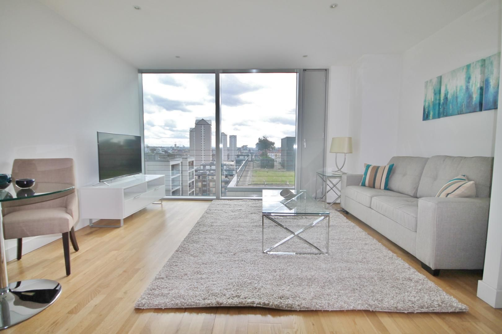 1 bed flat to rent in Marsh Wall  - Property Image 7