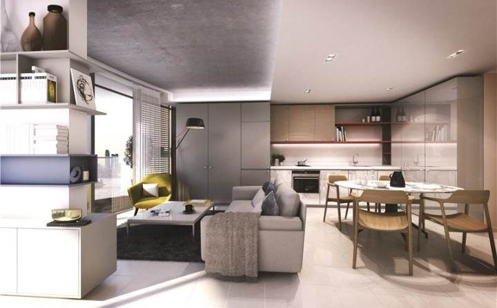 2 bed flat for sale in East Tower Hoola  - Property Image 2