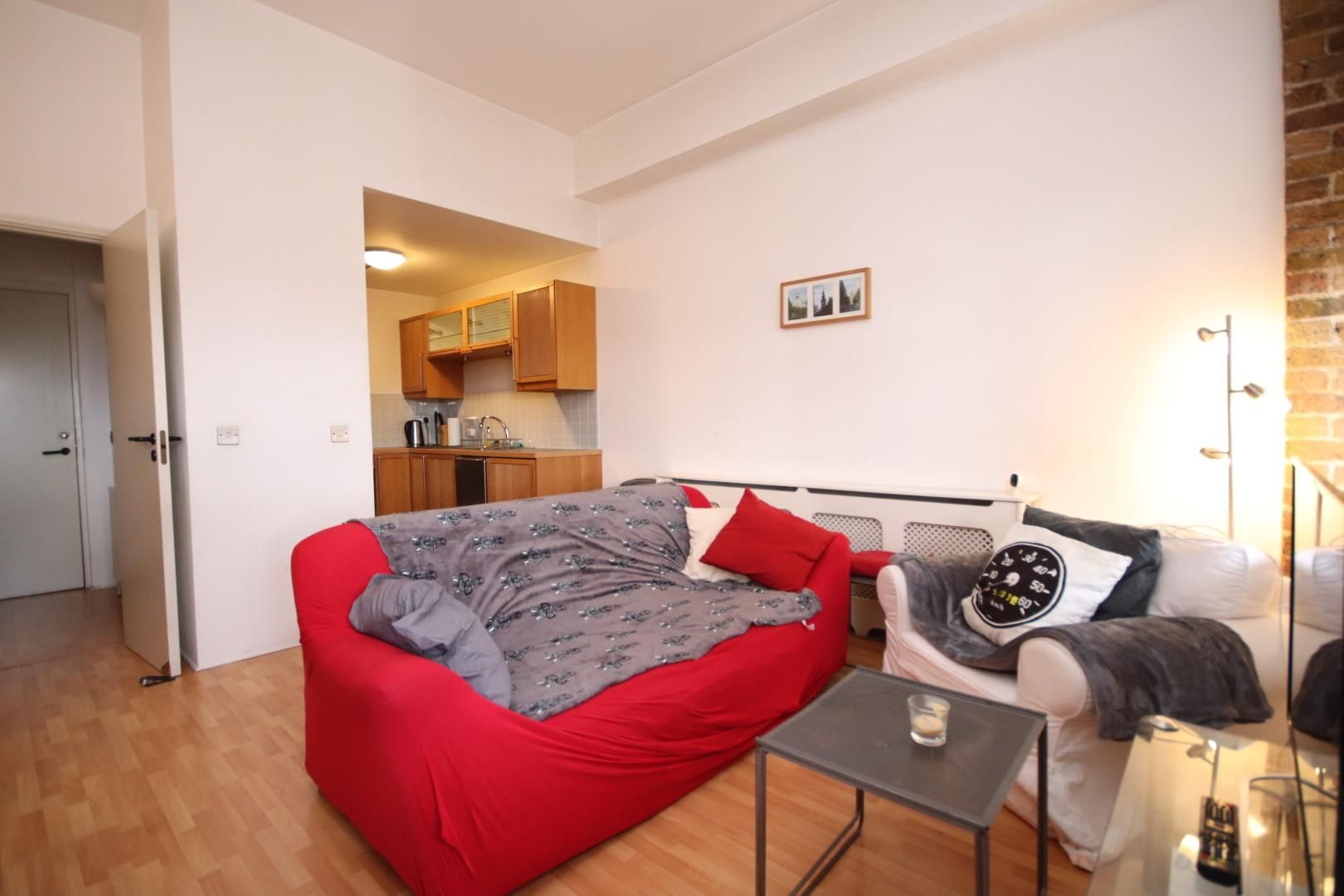 1 bed flat to rent in Plate House  - Property Image 2