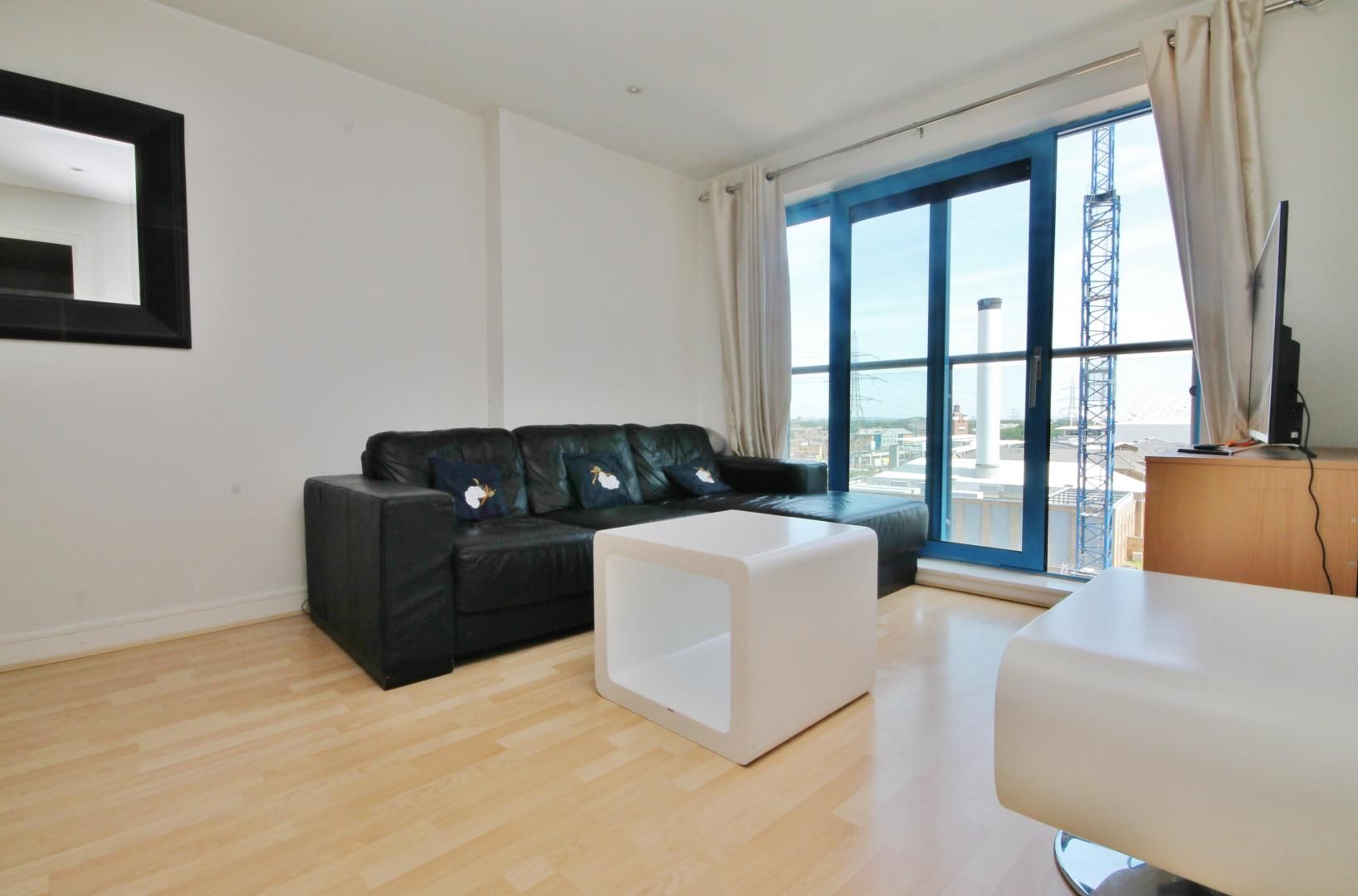 2 bed flat for sale in Western Gateway, E16