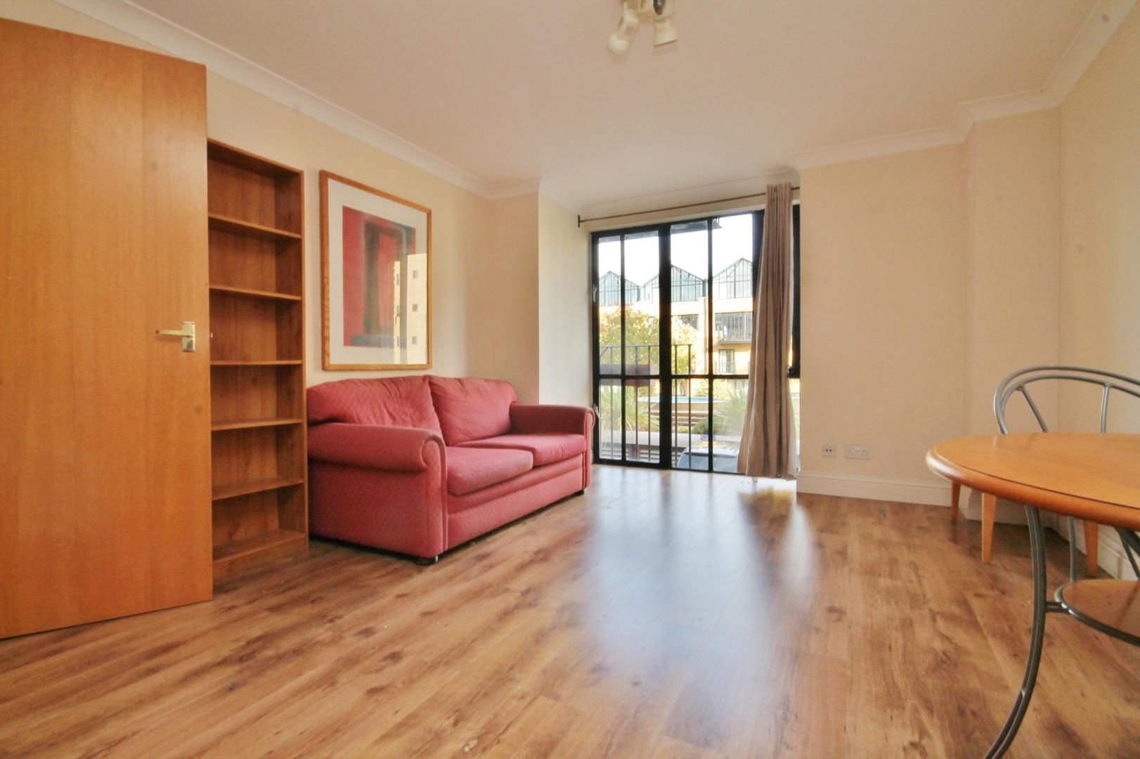 1 bed flat to rent in Burrells Wharf Square  - Property Image 1
