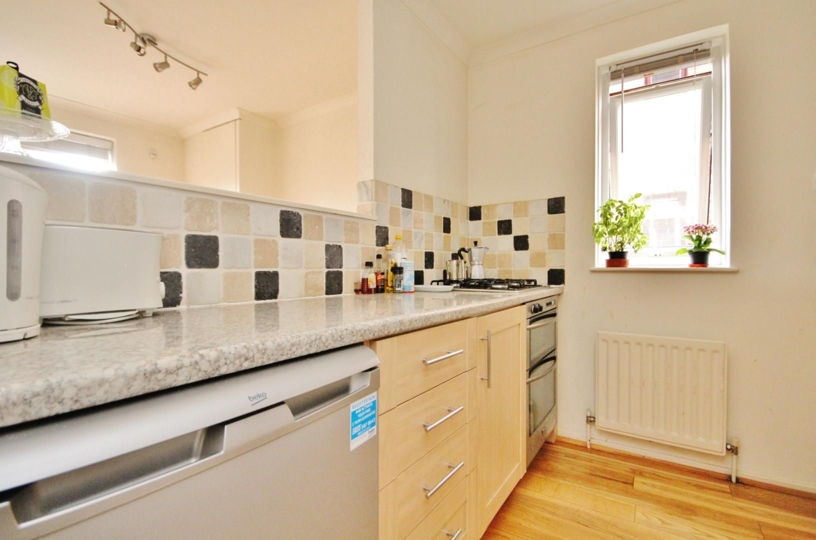 1 bed flat for sale in Leerdam Drive  - Property Image 3