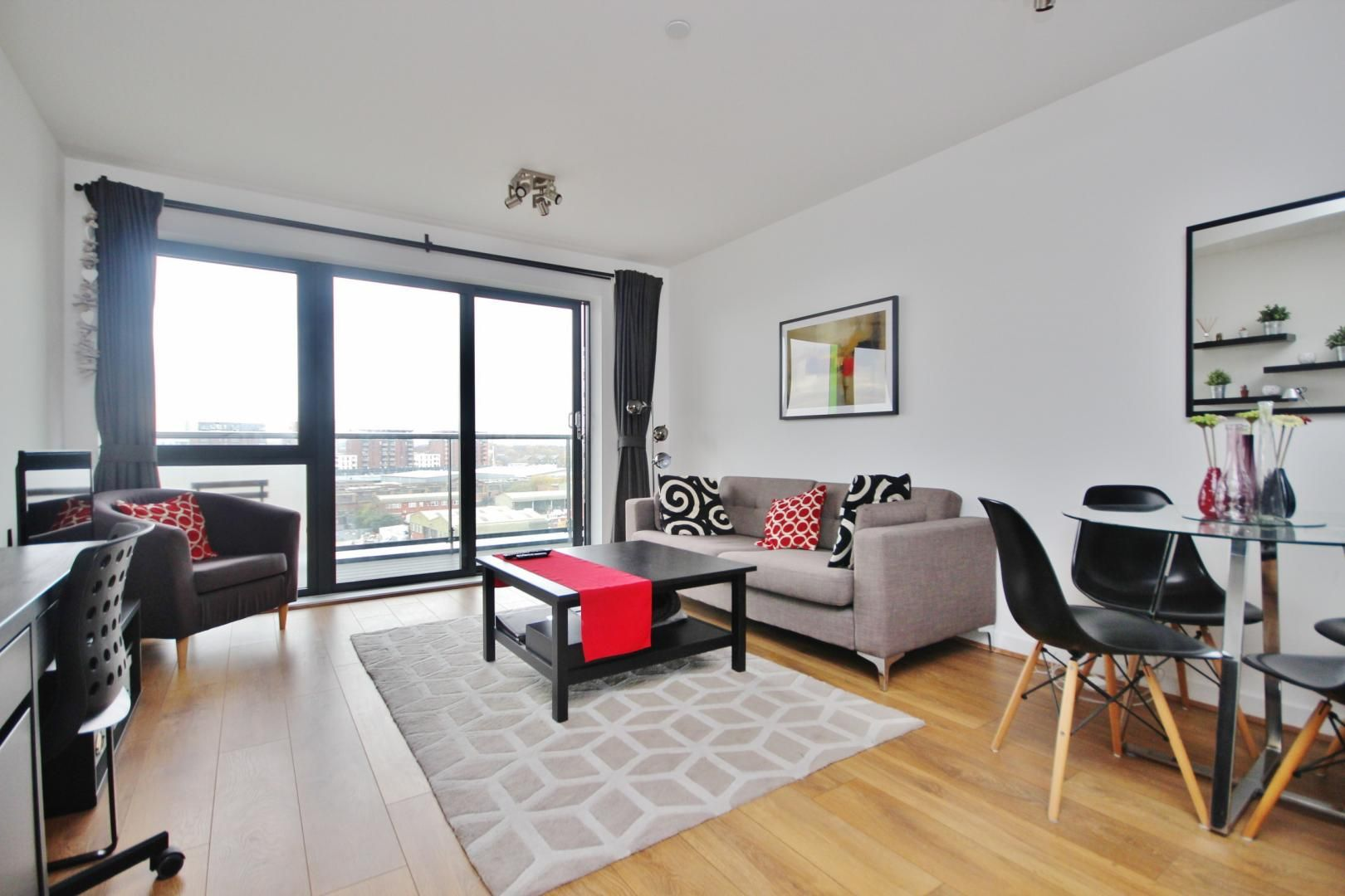 1 bed flat to rent in Yeoman Court, E14