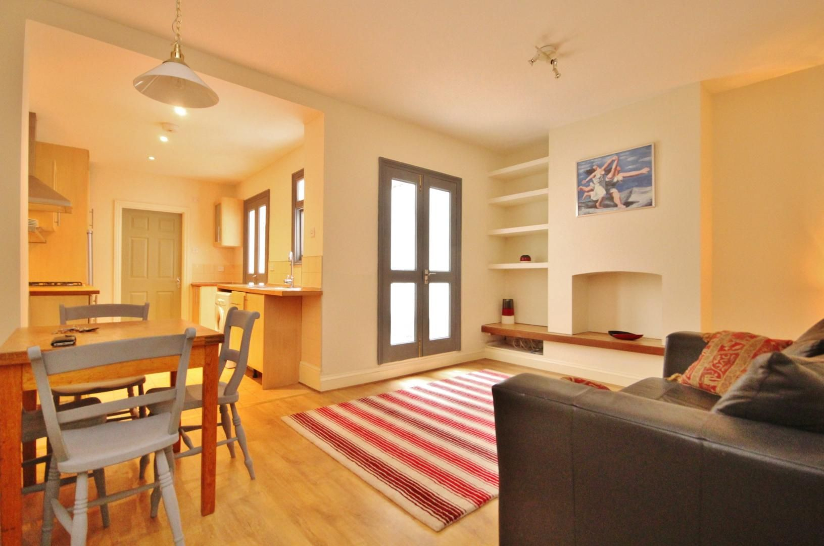 1 bed flat to rent in Woodstock Terrace, E14