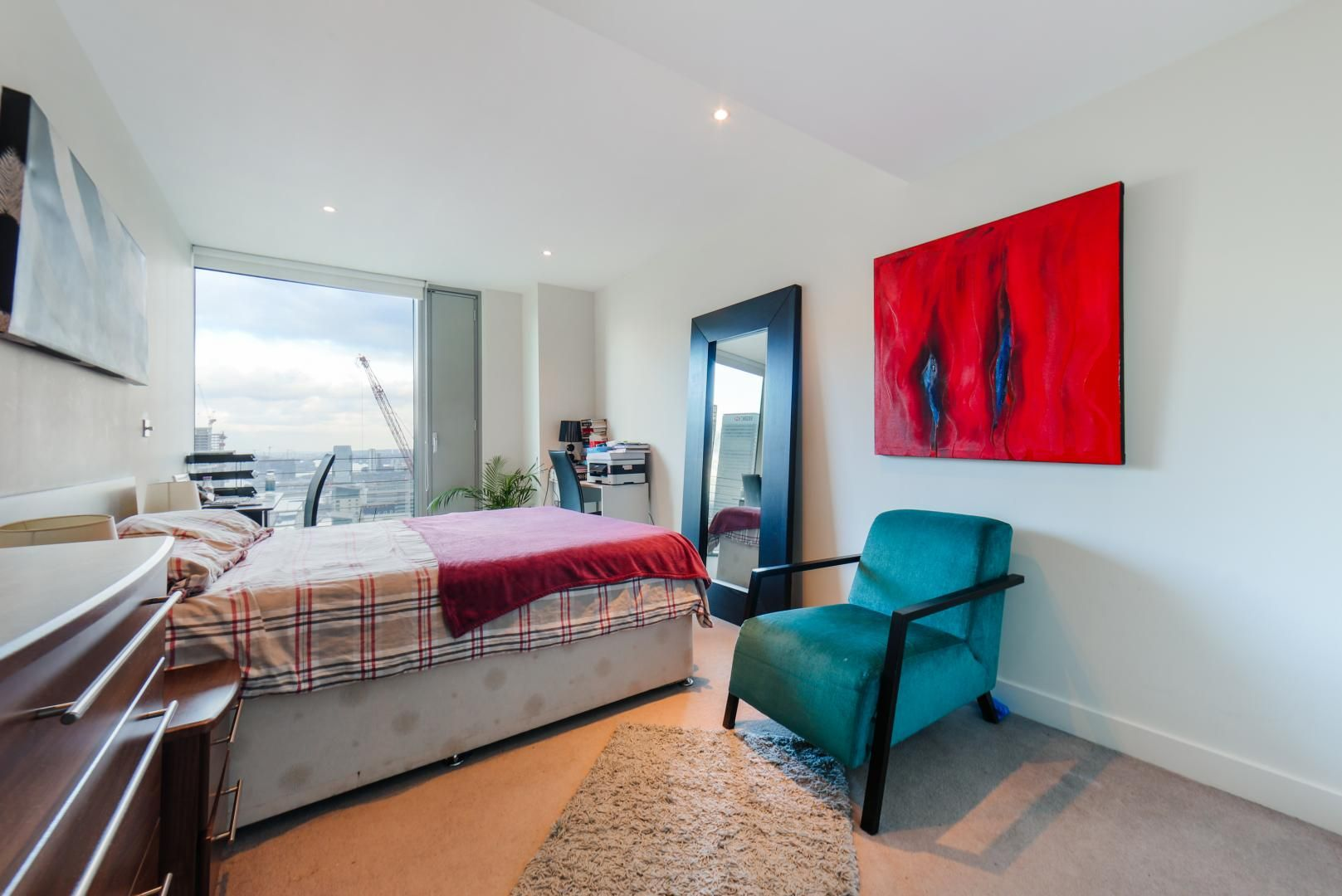 1 bed flat for sale in Landmark East Tower  - Property Image 10