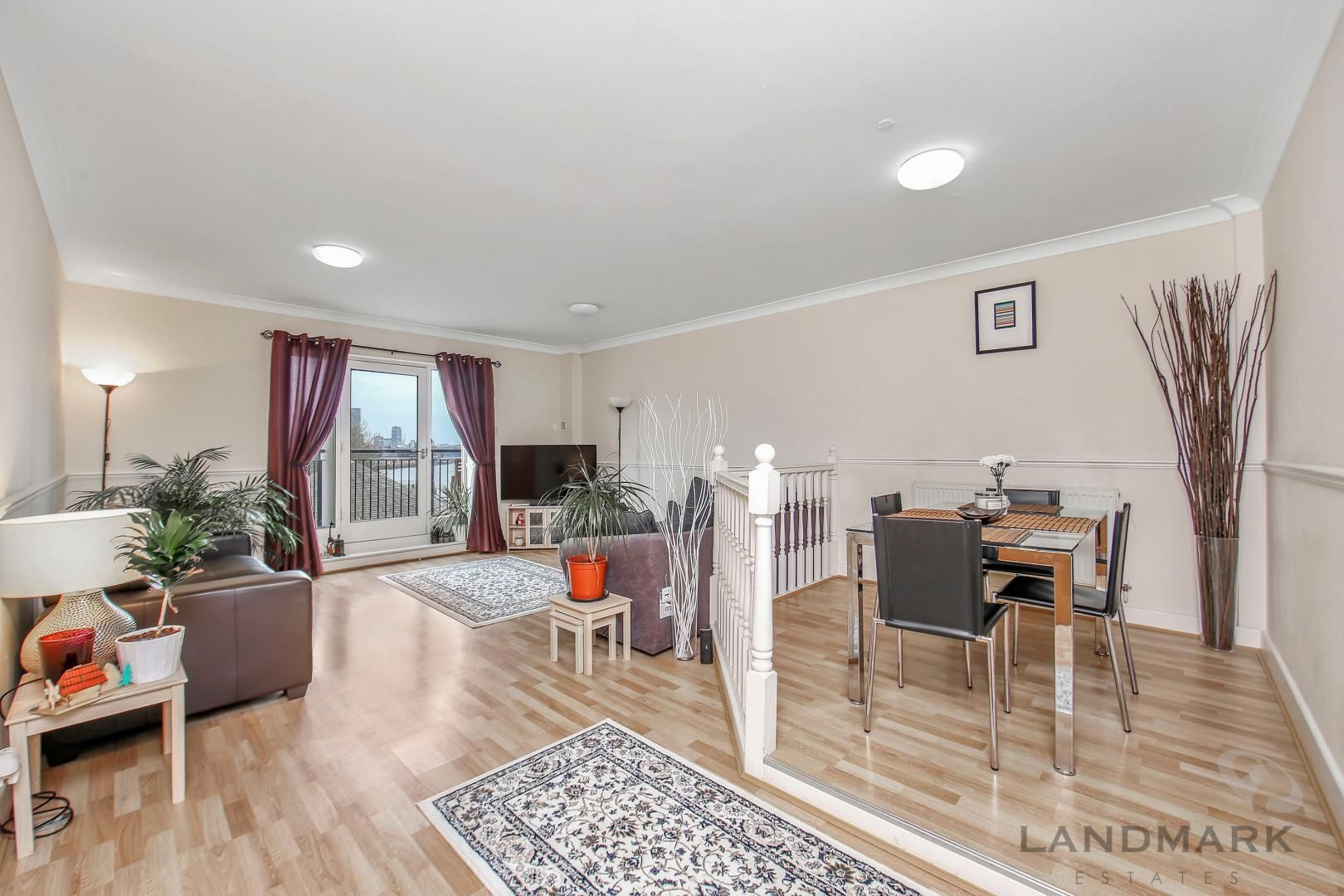 2 bed flat for sale in Atlantic Court, E14