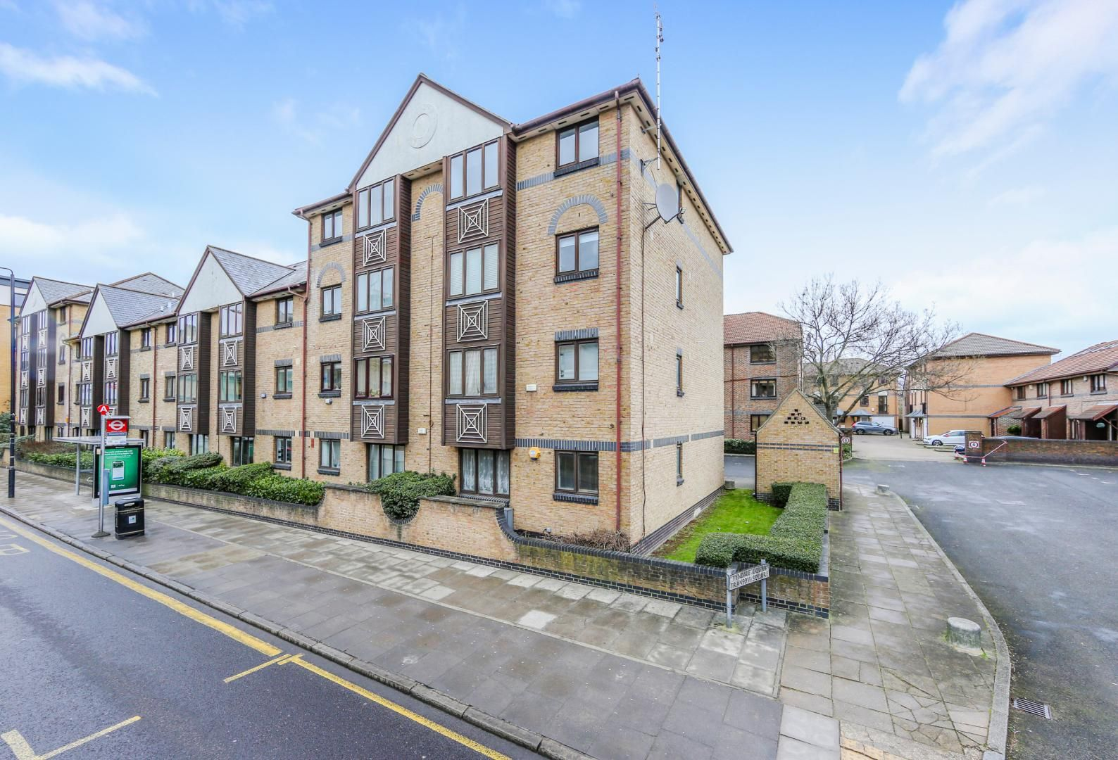 2 bed flat for sale in Tyndale Court - Property Image 1