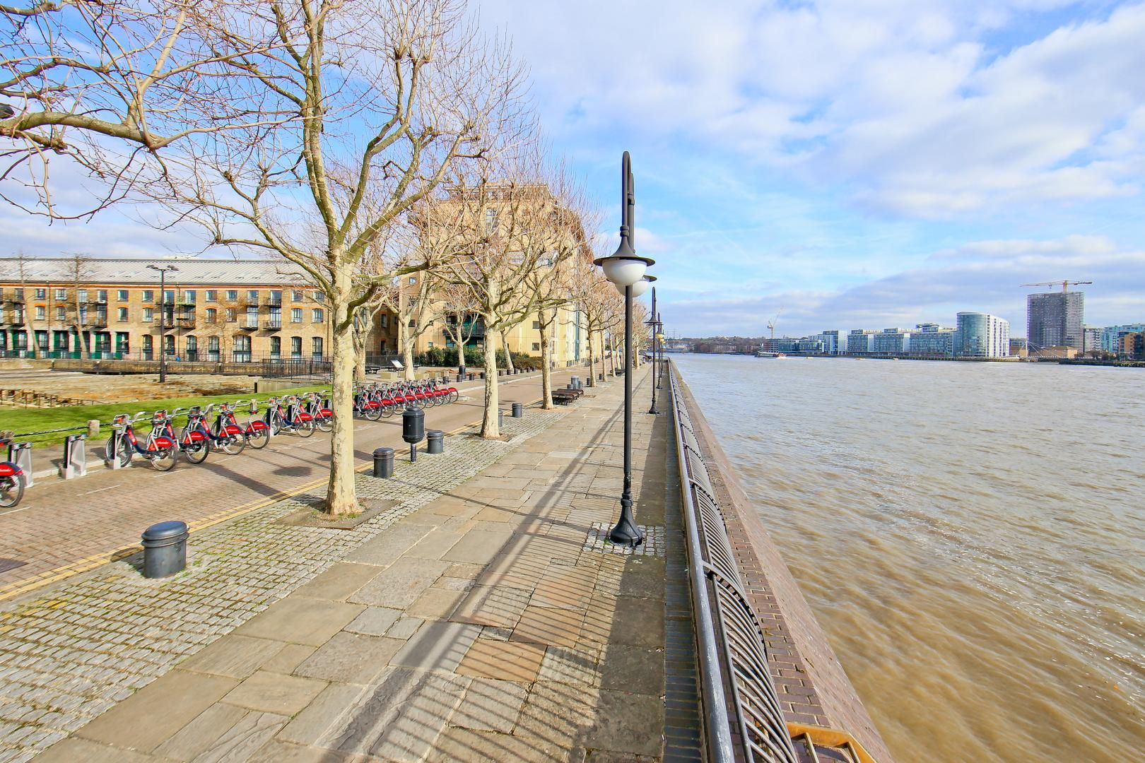 1 bed flat for sale in Slipway House  - Property Image 8