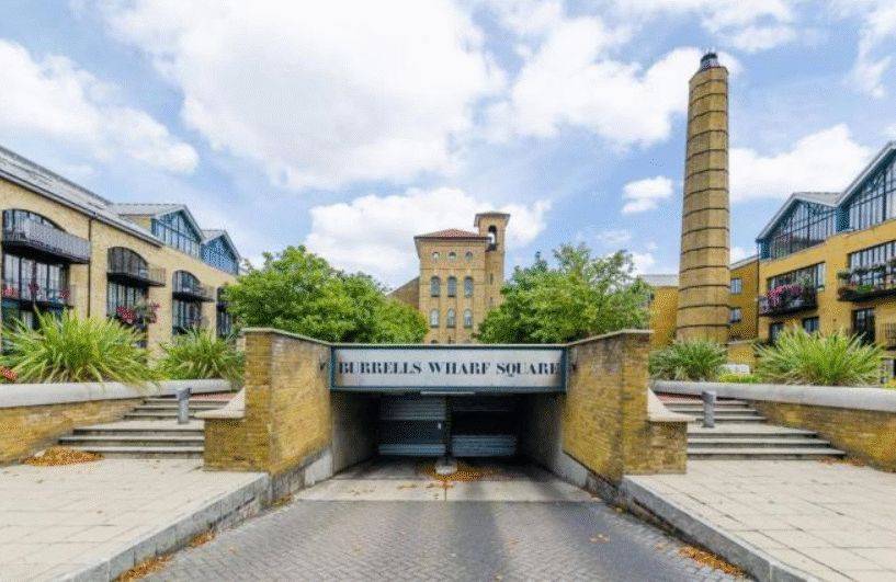 1 bed flat to rent in Wheel House, E14