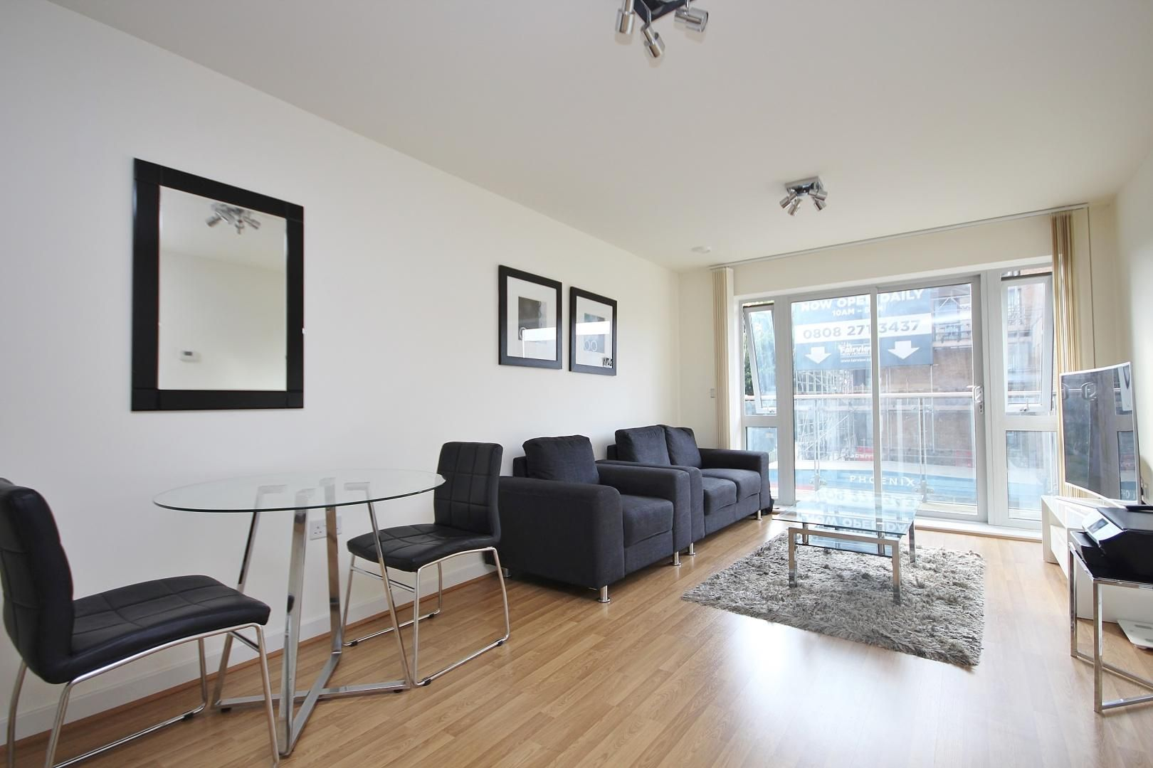 1 bed flat to rent in 2a Epad Apartments, E14