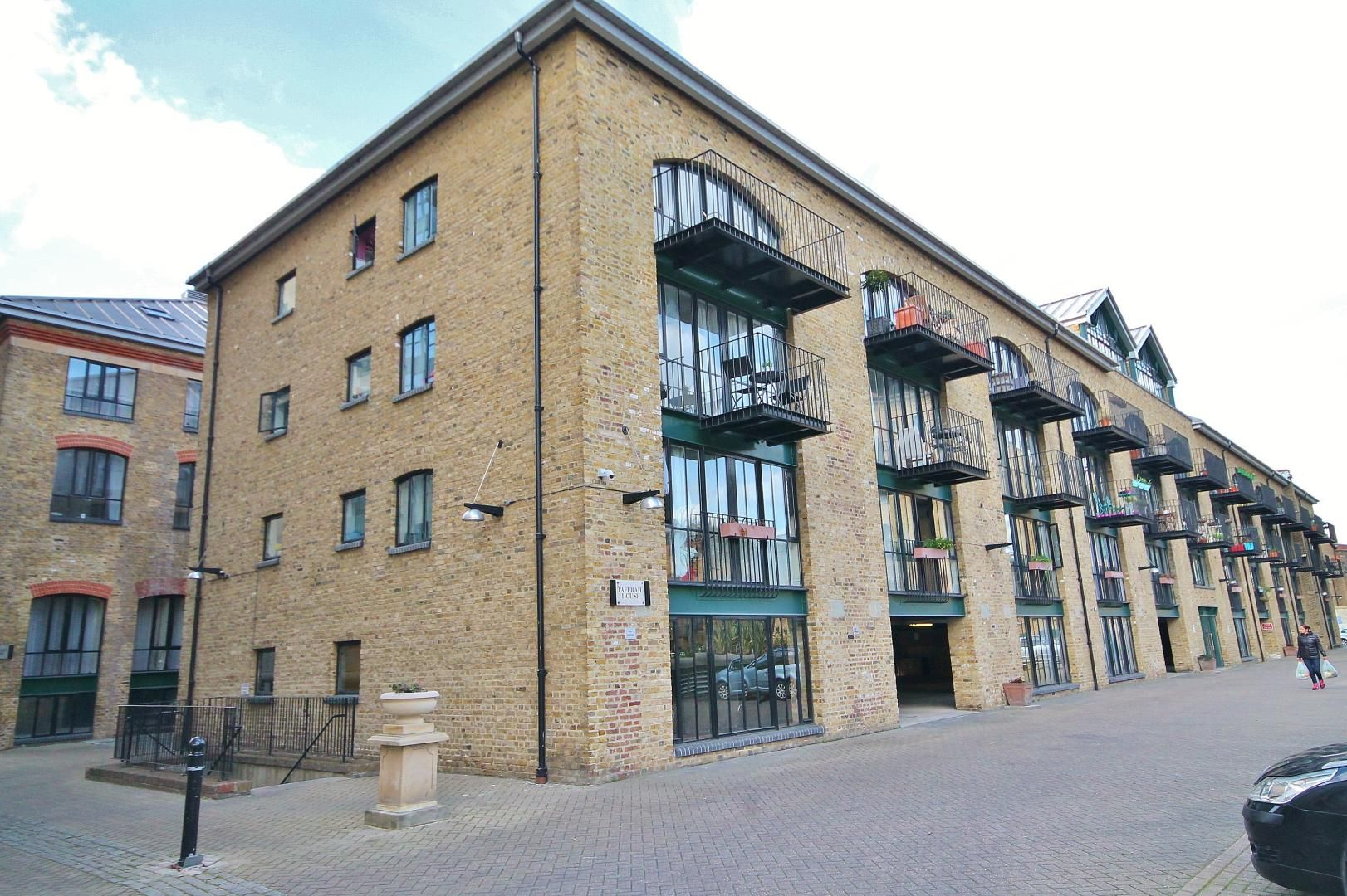 1 bed flat to rent in Taffrail House DELETE  - Property Image 9