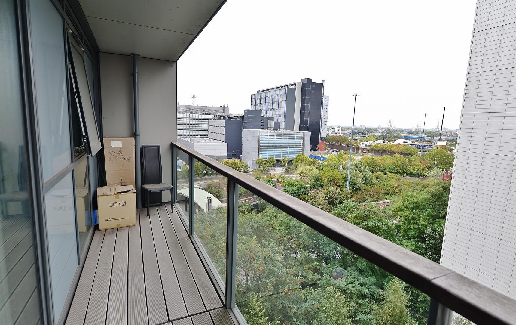1 bed flat to rent in Elektron Tower  - Property Image 5
