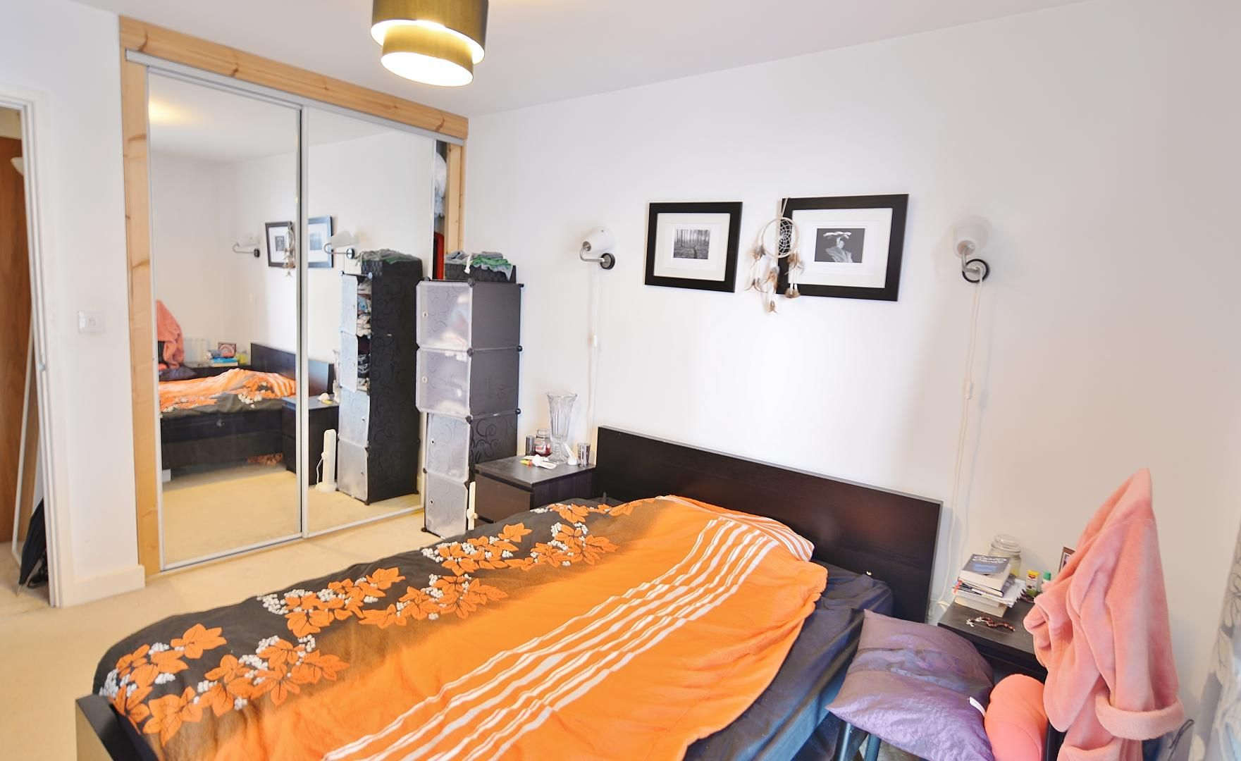 1 bed flat to rent in Elektron Tower  - Property Image 7