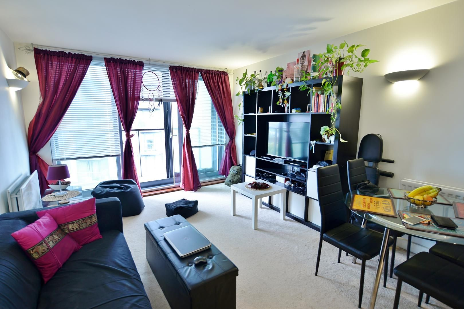 1 bed flat to rent in Elektron Tower  - Property Image 9