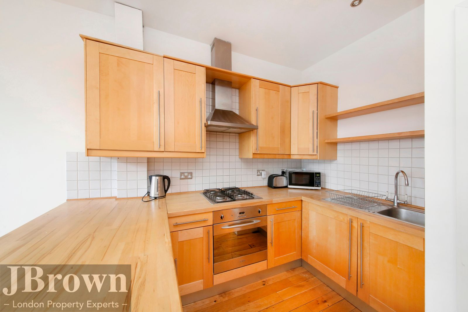 1 bed flat to rent in Atlantis House, E1