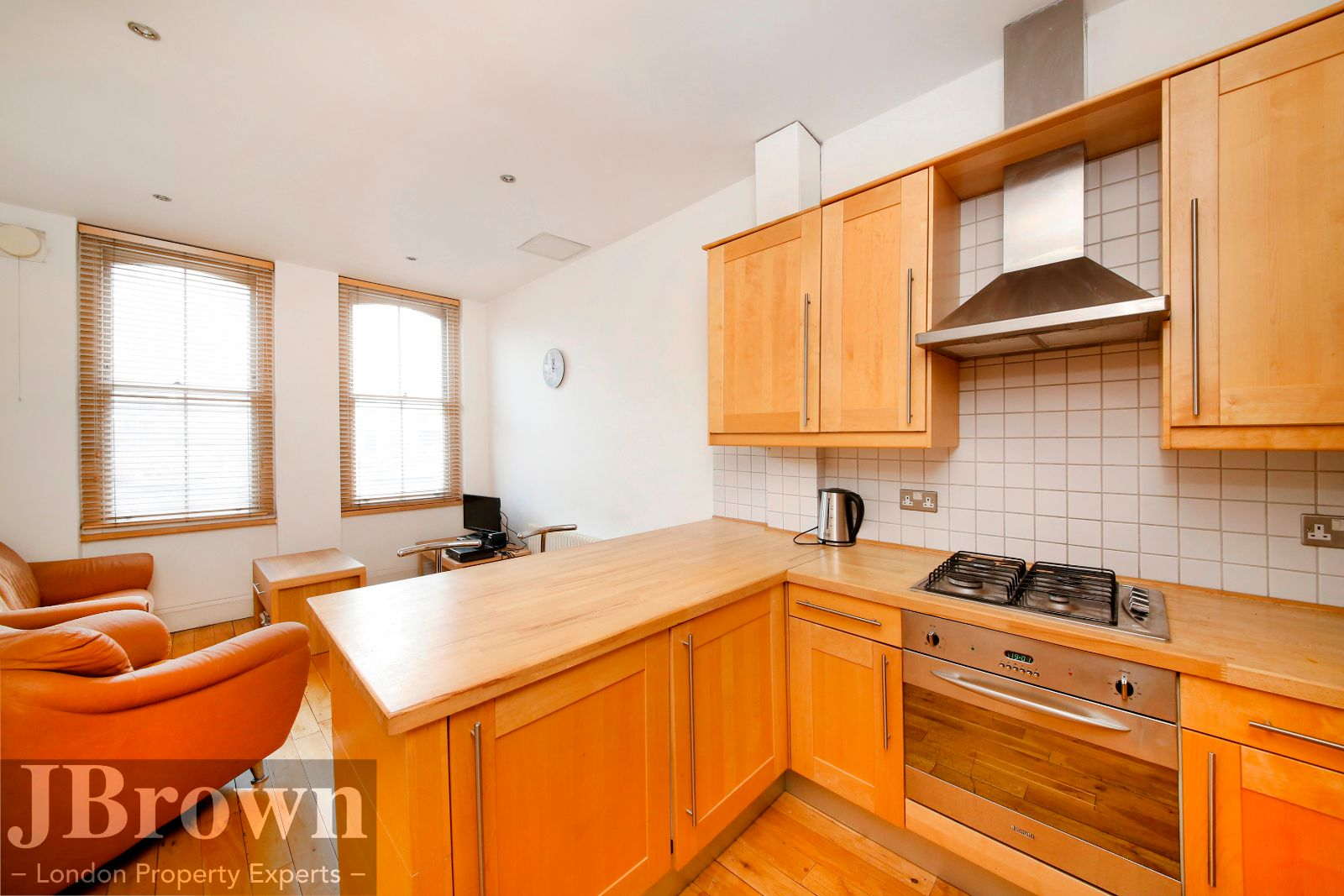 1 bed flat to rent in Atlantis House  - Property Image 2