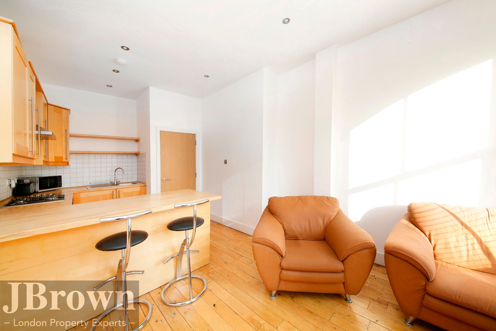 1 bed flat to rent in Atlantis House  - Property Image 3
