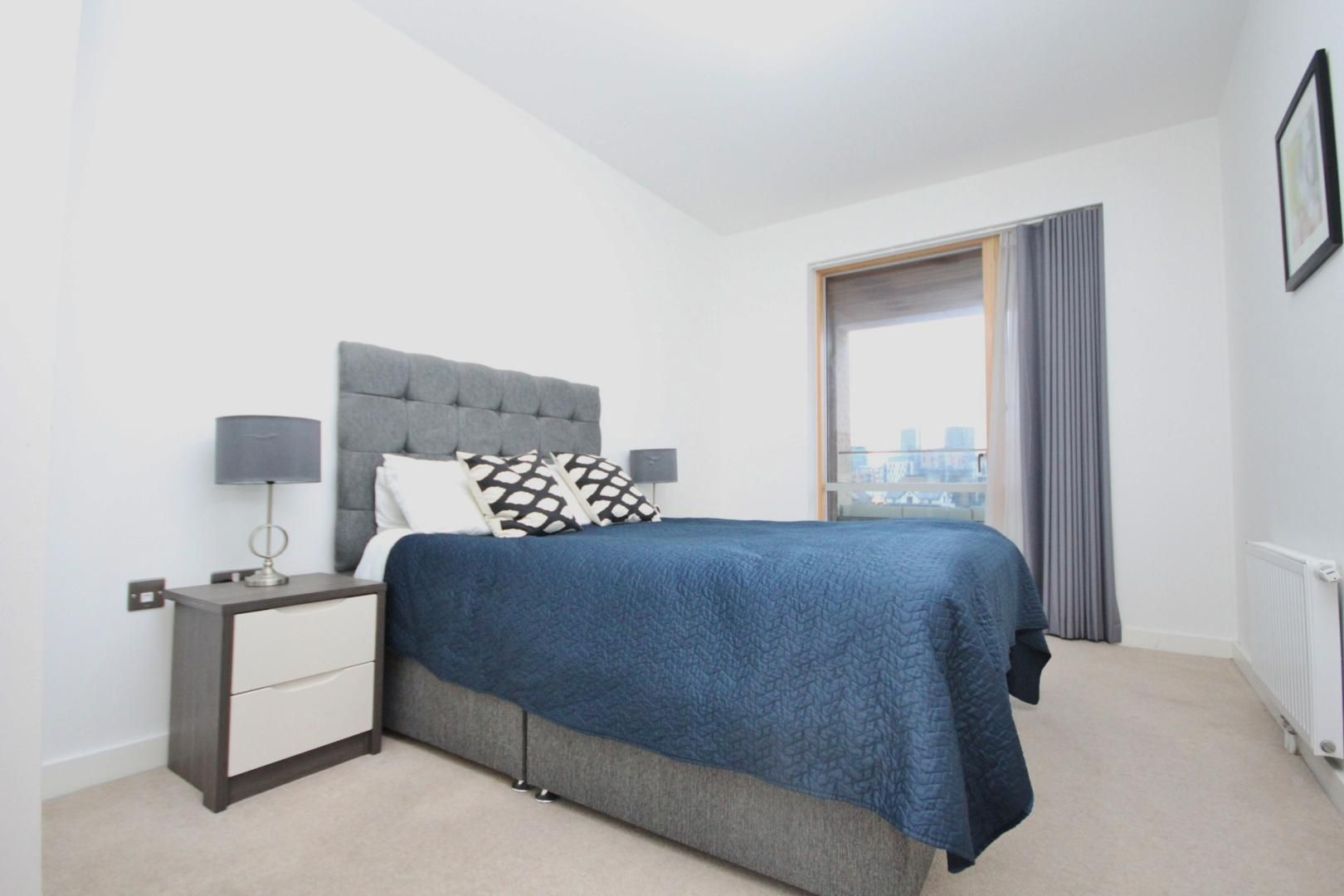 1 bed flat to rent in Eddington Court, E16