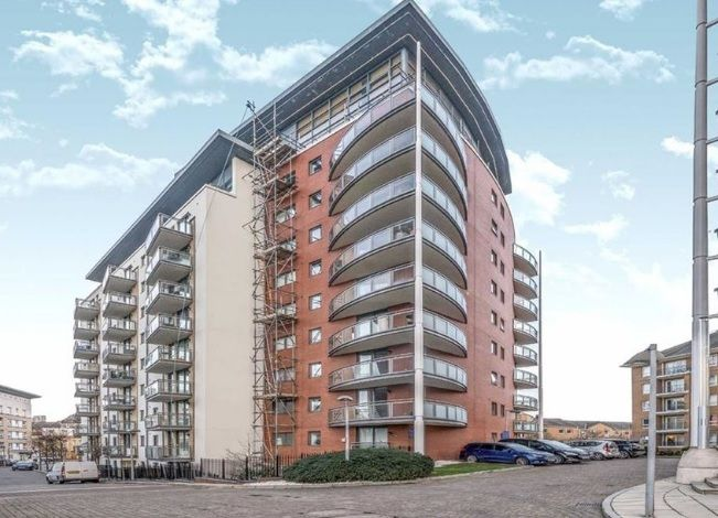 2 bed flat for sale in Galaxy Building, E14
