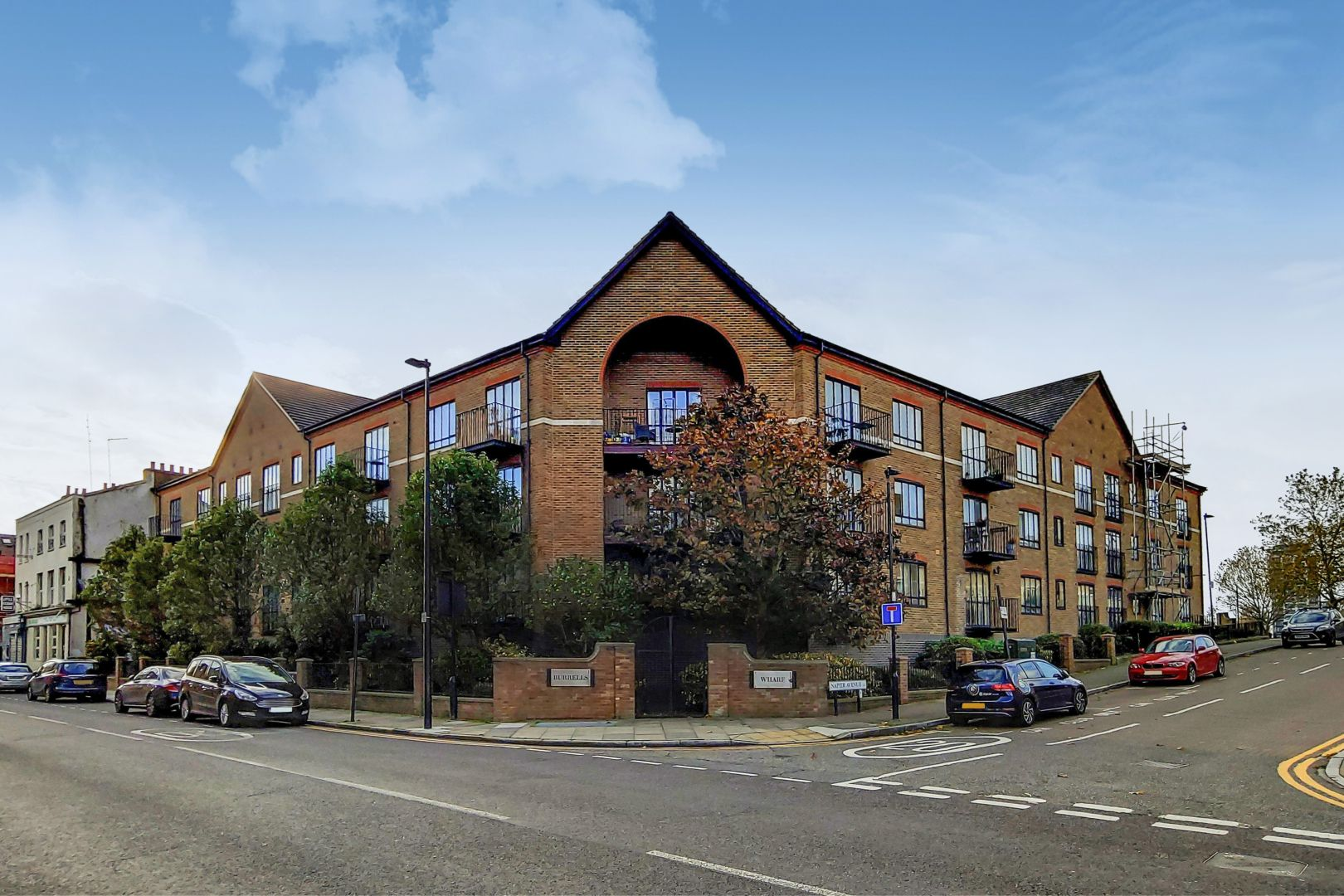 2 bed flat for sale in Brunel House  - Property Image 10