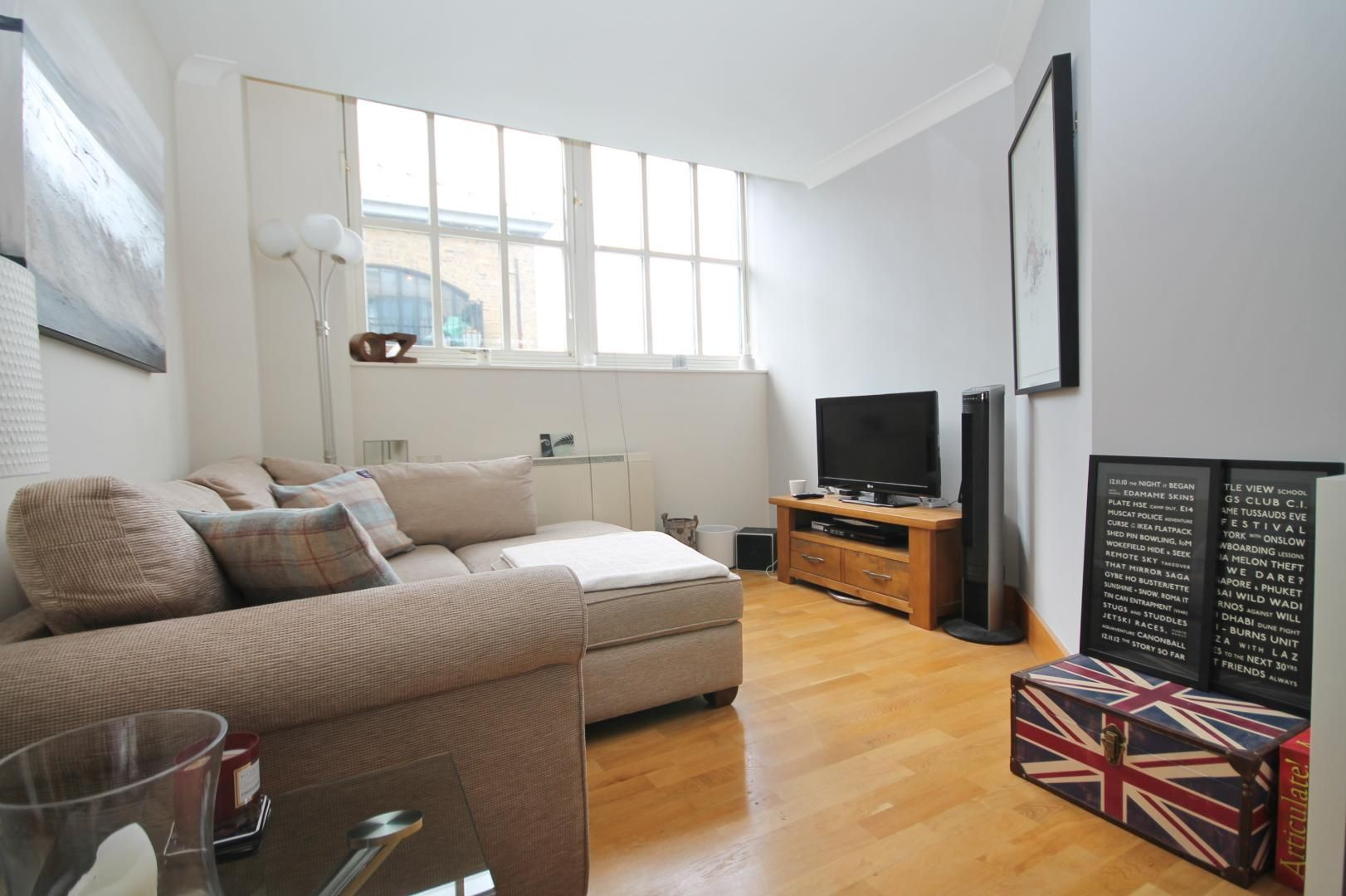 1 bed flat to rent in Plate House - Property Image 1