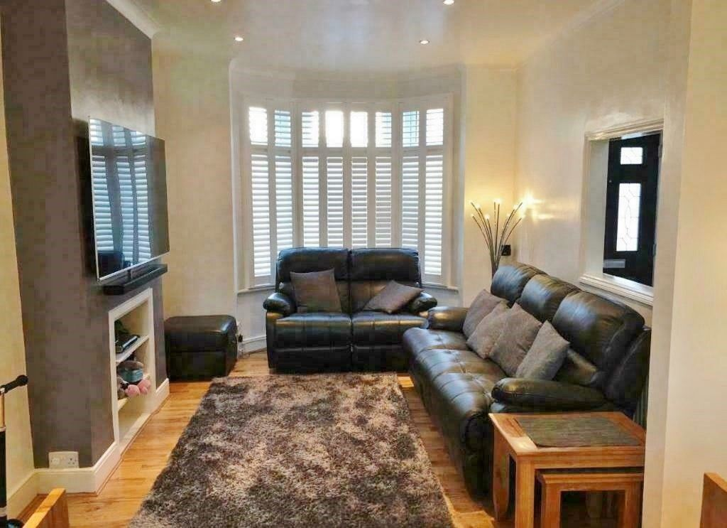 3 bed house to rent in Harcourt Road, E15