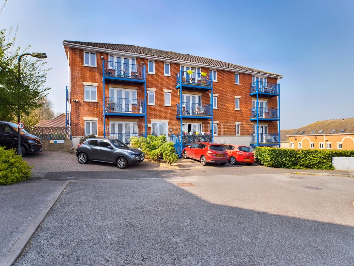 2 bed flat for sale in Florin Drive, ME1