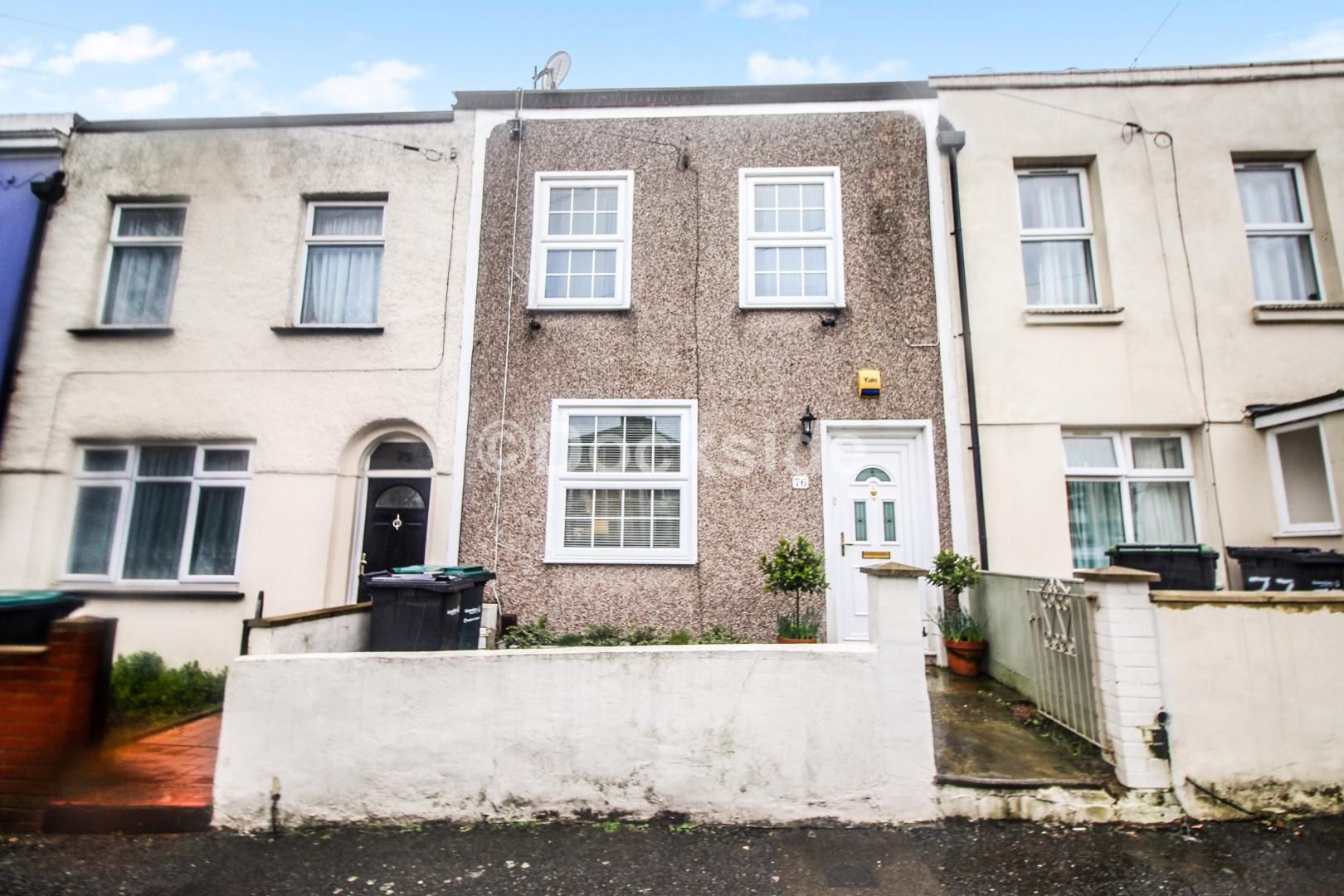 2 bed house to rent in Wellington Street - Property Image 1