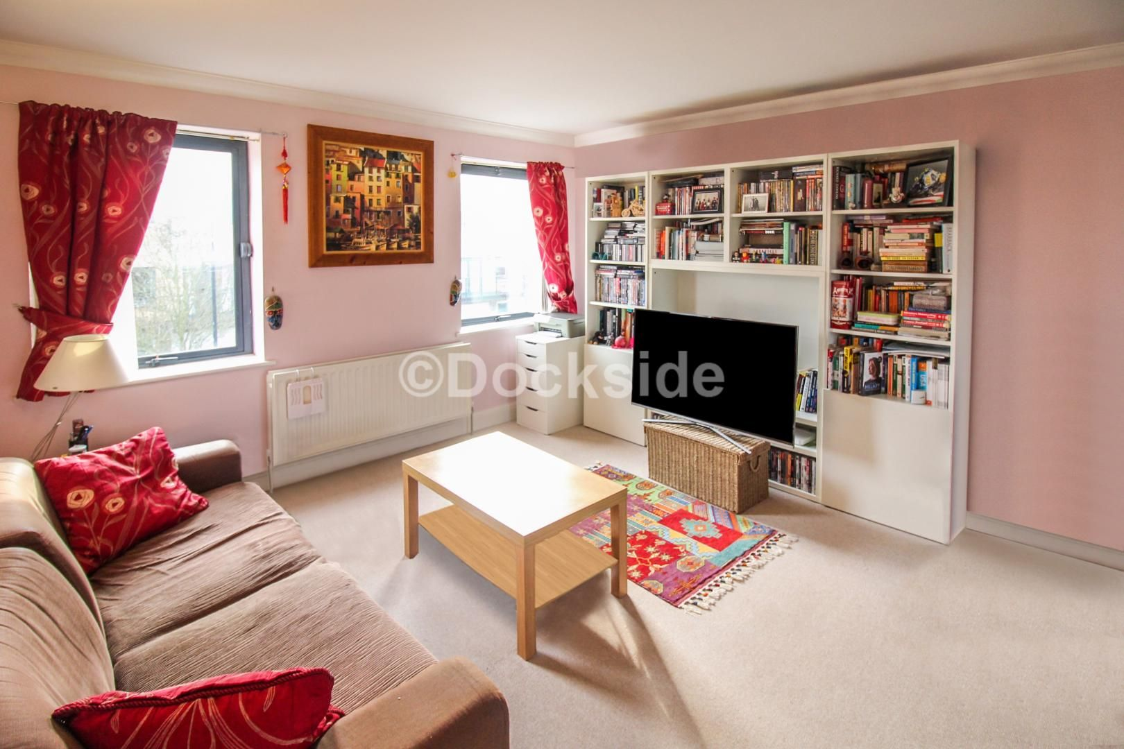 2 bed flat for sale in College Road, ME4