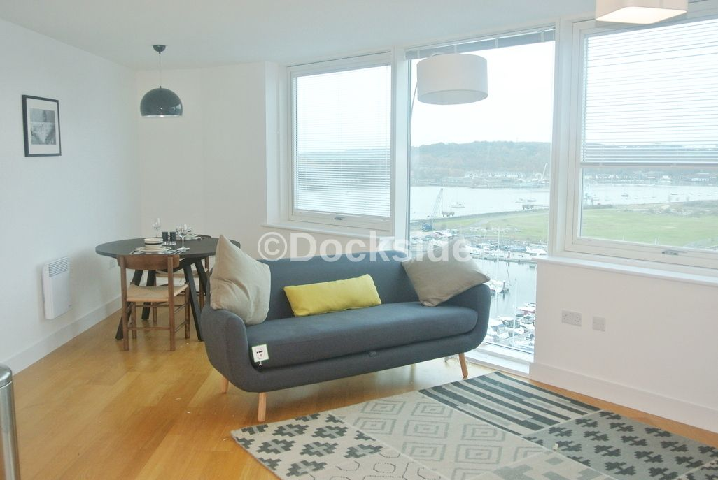 2 bed flat for sale in Dock Head Road, ME4