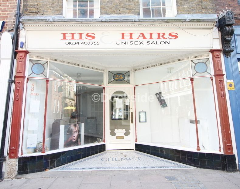 Commercial property to rent in 24 High Street, ME1