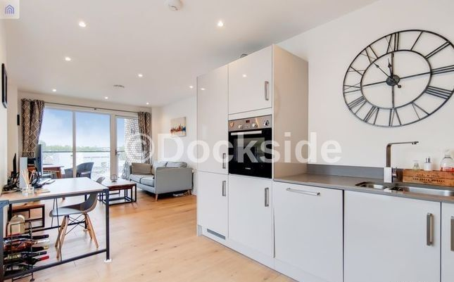 1 bed flat for sale in Prospect Row, E15