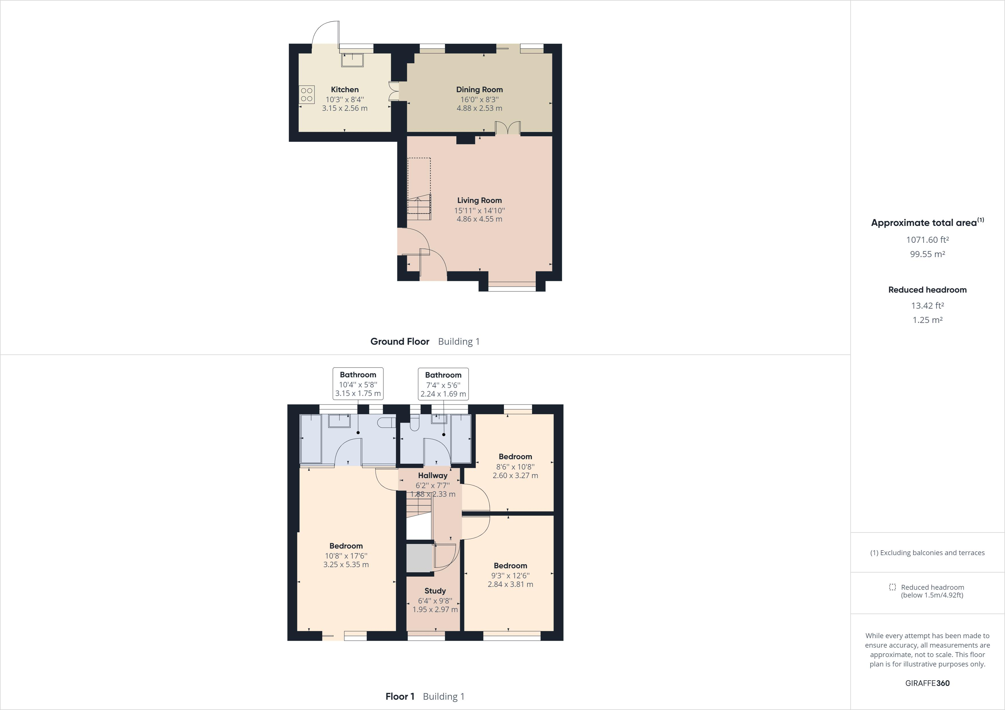 4 bed house for sale in Levett Close - Property Floorplan