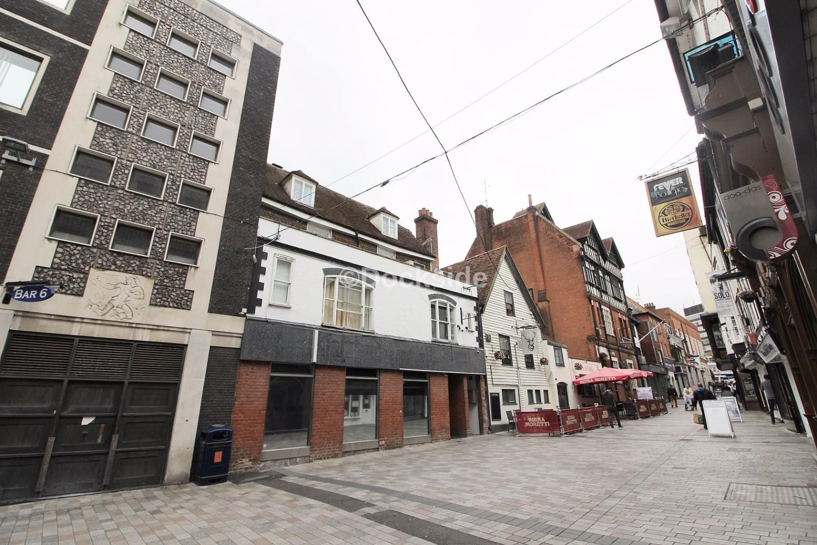 1 bed flat for sale in Bank Street, ME14