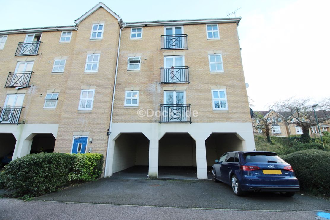 2 bed flat for sale in Harriet Drive, ME1