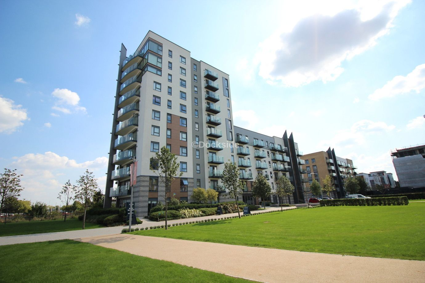 1 bed flat for sale in Pearl Lane, ME7