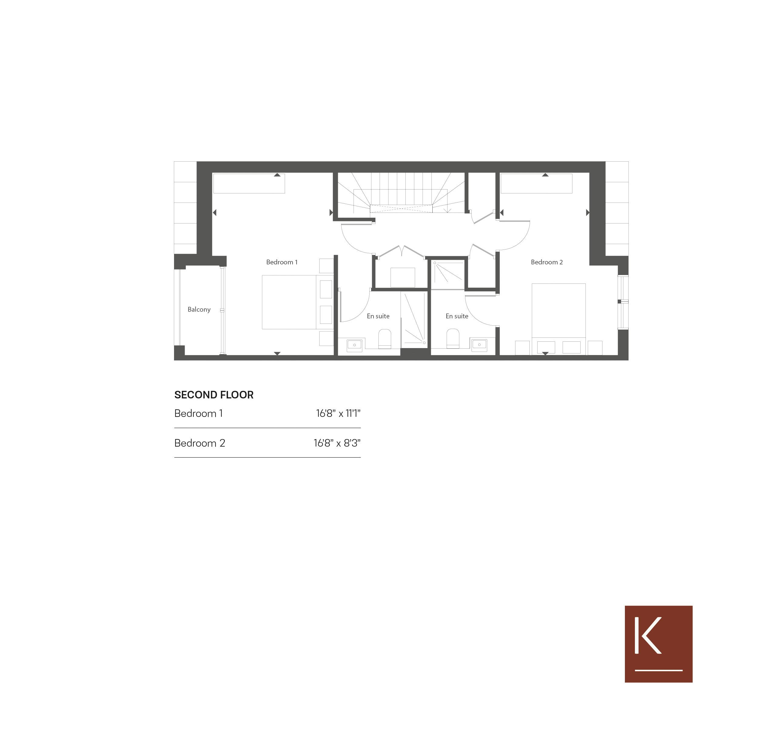 5 bed house for sale in Dock Road - Property Floorplan