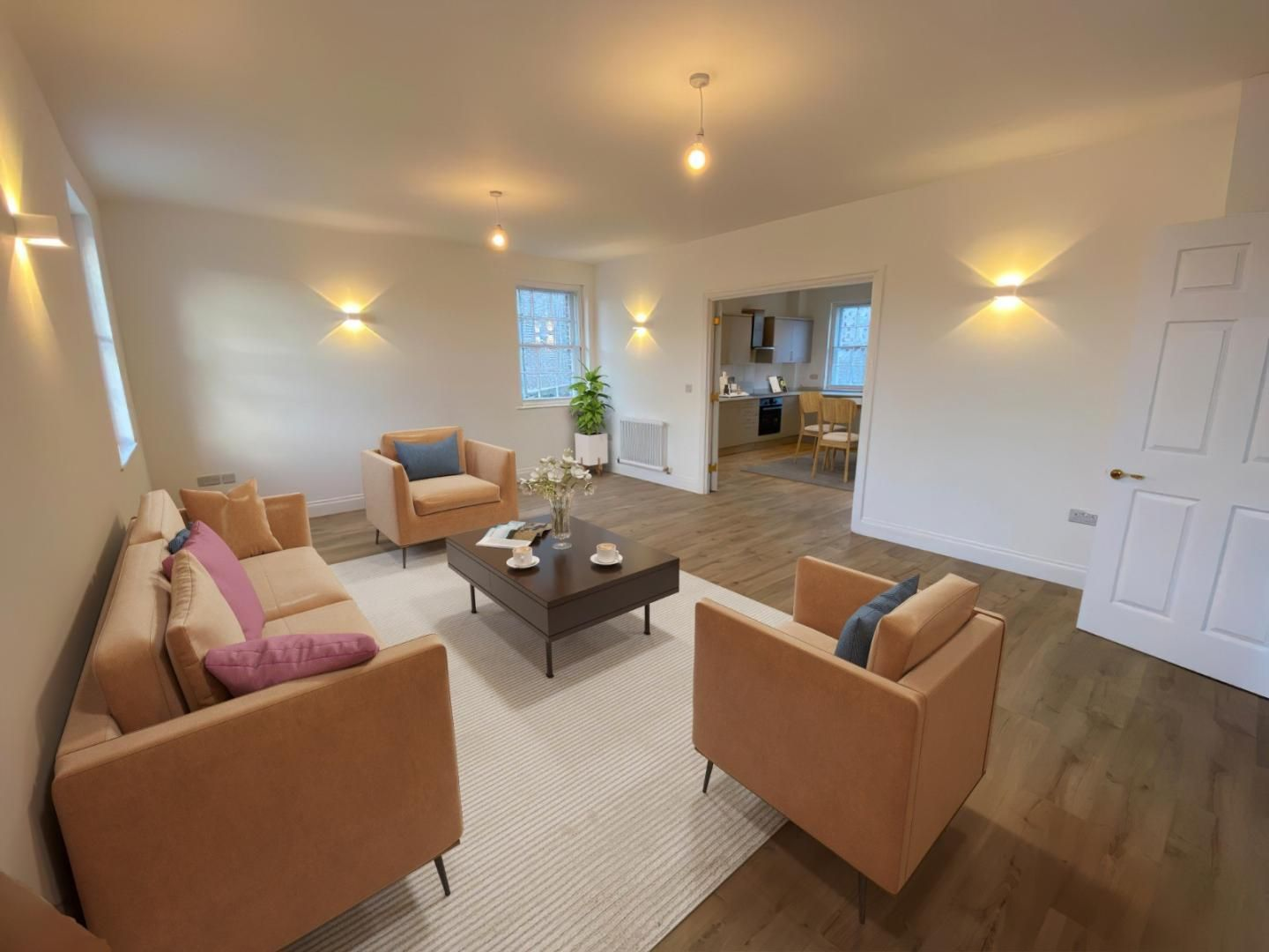 4 bed house for sale in Dock Road  - Property Image 3