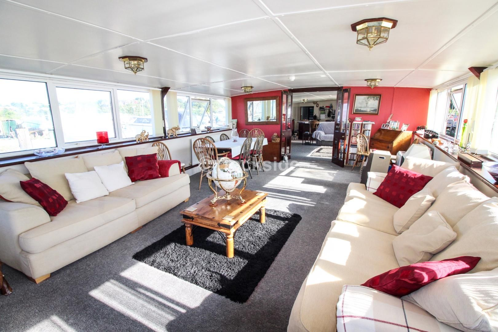 6 bed house boat for sale in Manor Lane  - Property Image 1