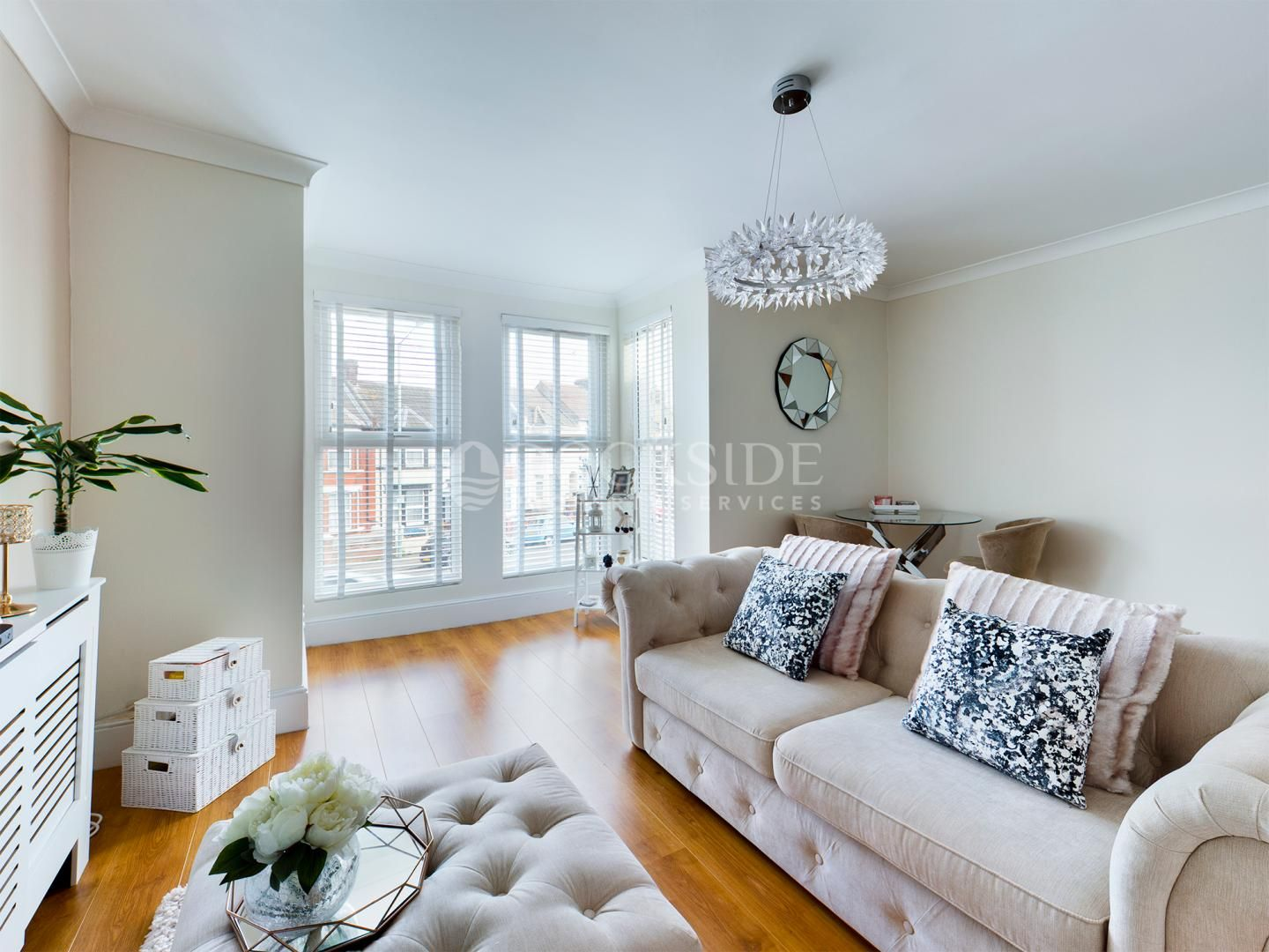 1 bed flat for sale in Rock Avenue, ME7
